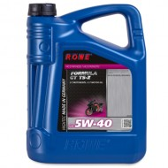 5-liter motorcycle oil ROWE Hightec Formula GT-SAE 5W-40 TS-Z