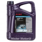 5 Liter ROWE - Hightec Synt RS - SAE 5W-30 - DLS. Synthetic oil